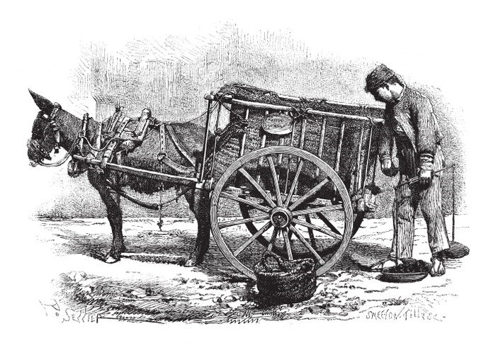 early transport of waste