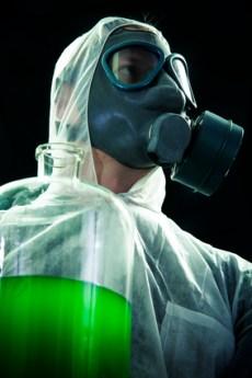 Tratamiento de residuos peligrosos via Wastech