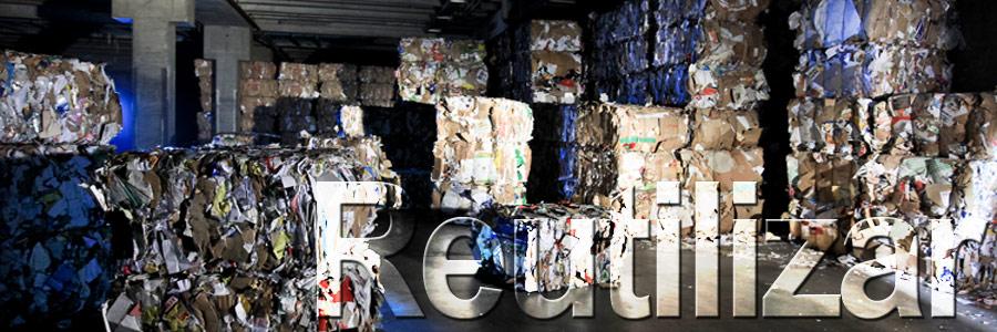 Reutilizar Materiales
