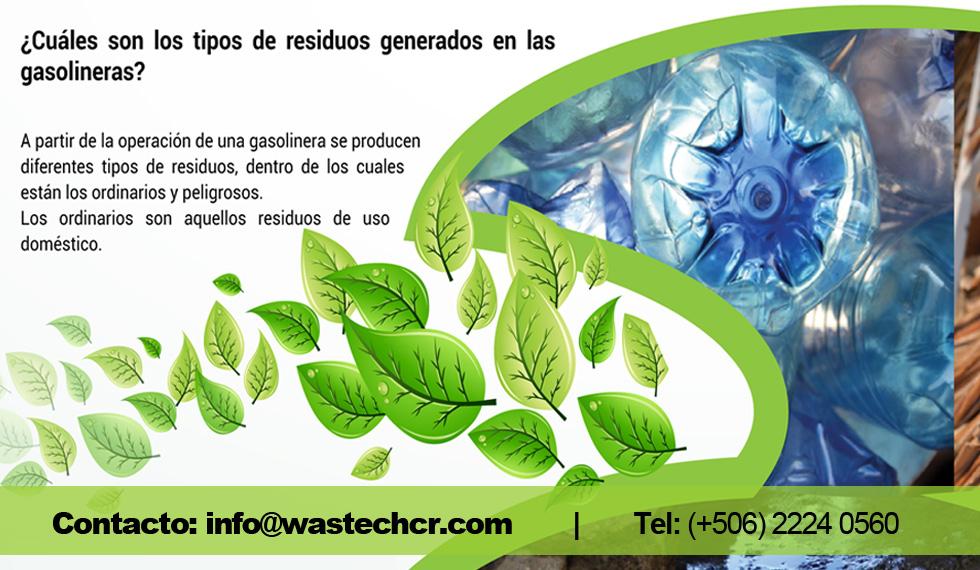Gasolineras Ecologicas OSD-Wastech