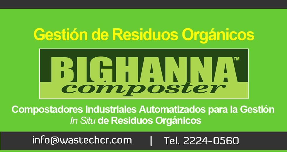 Big Hanna: Gestión de Residuos Orgánicos