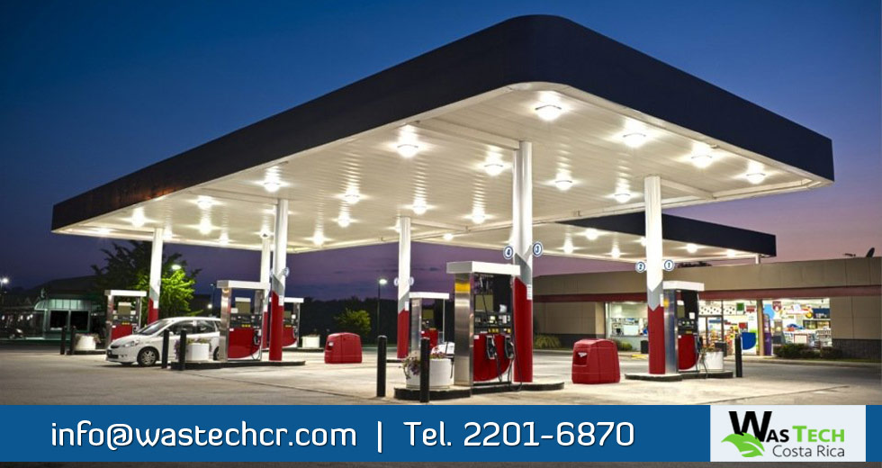 Limpieza de Tanques de Combustible en Gasolineras