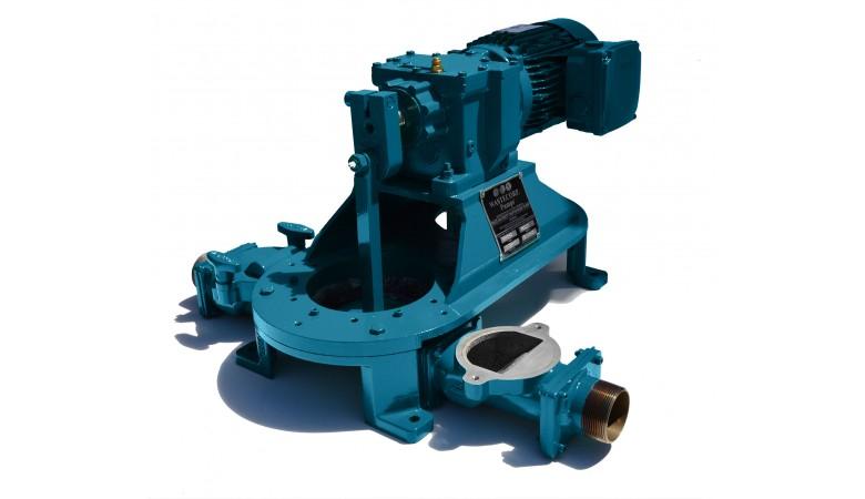 2FAC-EC Electric Mud Sucker Pump