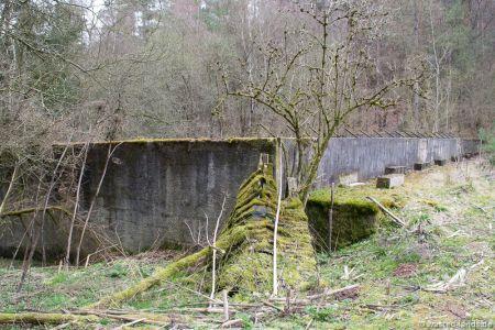 Der verlassene Tierpark im Winter