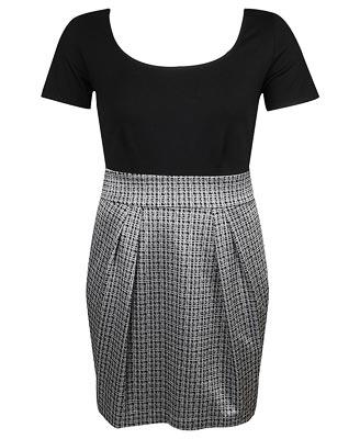 Dressy Double Knit Dress