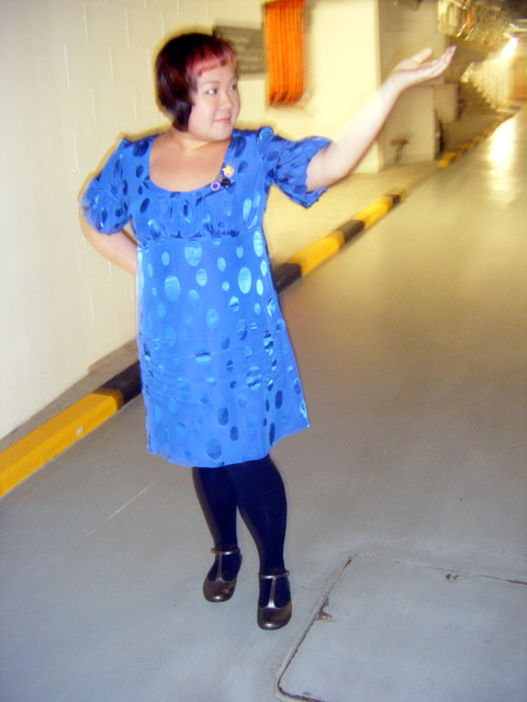 Blues Clues! What am I signalling to?