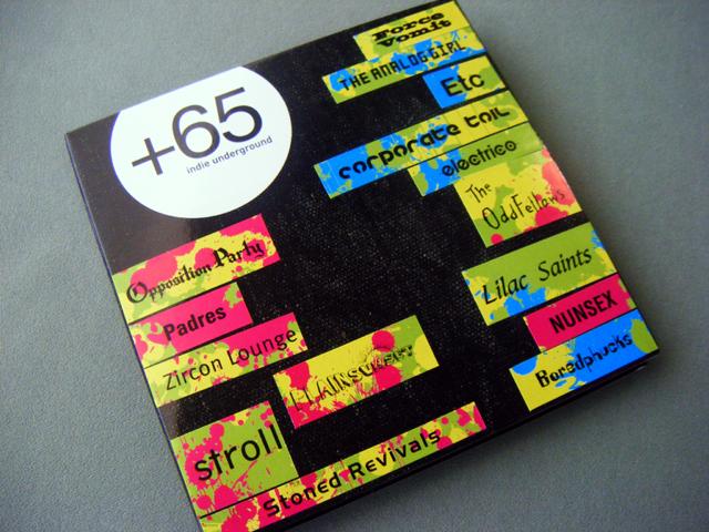 +65 indie underground - My Personalised Copy