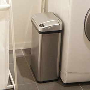 Best Tall Kitchen Trash Cans