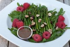 ASPARAGUS: Asparagus salad