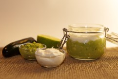AVOCADO: Storable guacamole base