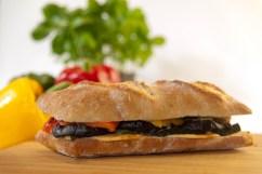 BELL PEPPER: Italian veggie sub