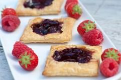 BERRIES: Berry tartlets