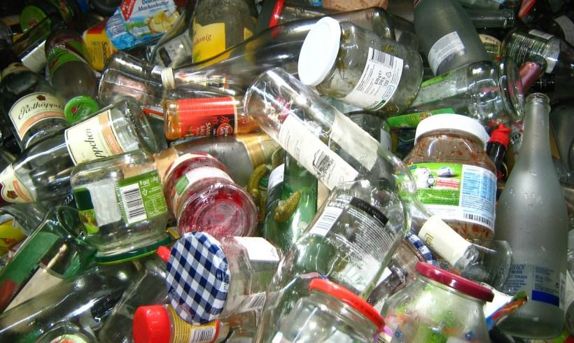 Tipuri de sticla. Colectarea selectiva si reciclarea lor.