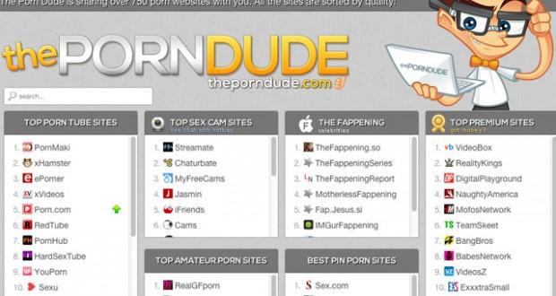Review The Porn Dude Lists The Best Porn Sites