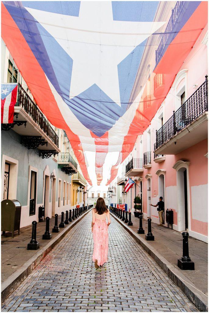 umbrella street puerto rico