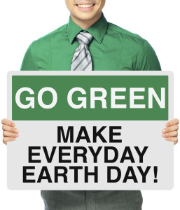 Go Green this Earth Day Delaware!
