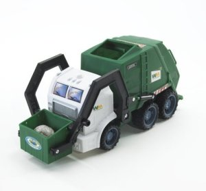 Matchbox Trash Truck