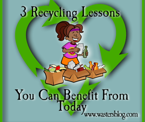 recycling lessons meme