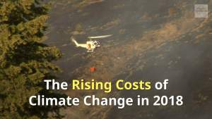 """Thumbnail image for: """"Rising Costs of Climate Change 2018"""" article."""