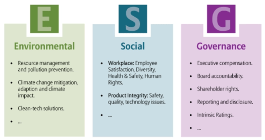 ESG also for small business