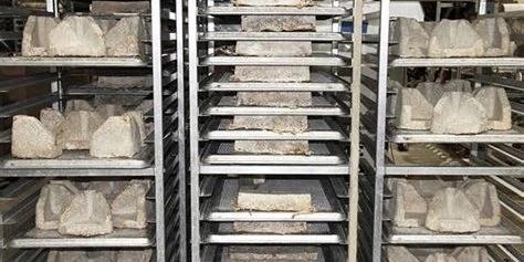 ecovative factory Mycelium in Industry