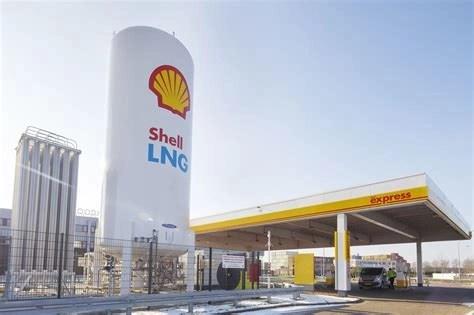 RNG filling station