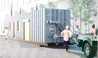 Impact Bioenergy unit