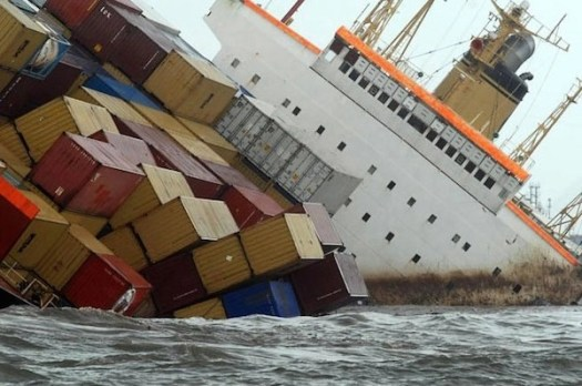 Shipping's Carbon Footprint