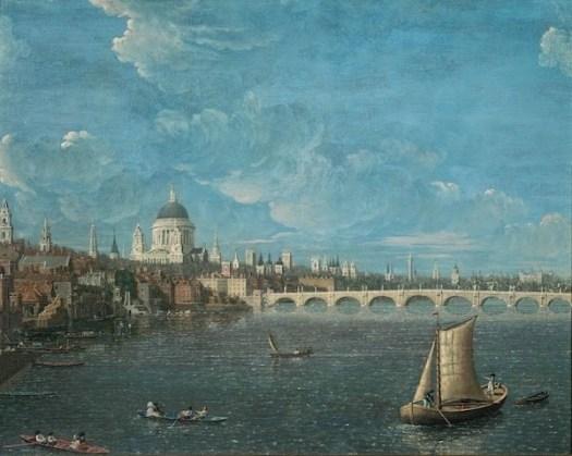 1800's London