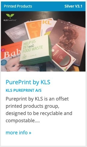 certified ECO Paper
