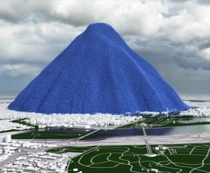 eco printing cartridge mountain