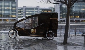 UPS is an eco Companies