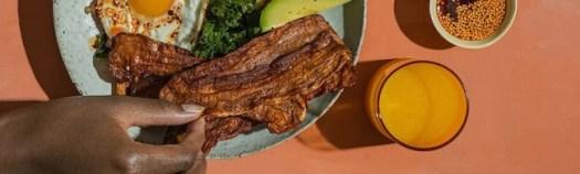 bacon mycoprotein