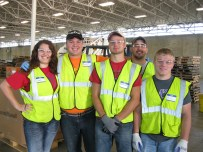 Blawk Hawk County Solid Waste Management Commission Volunteers!