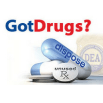 U.S. DEA Medication Disposal