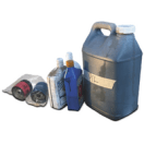 Automotive products can be recycled locally.