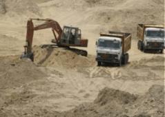Construction for landfill in Uttar Pradesh; Source: Udyogbandhu.wordpress.com