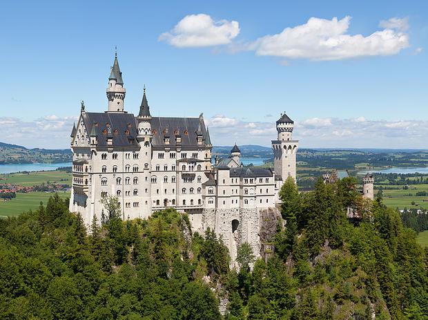 Schloss_Neuschwanstein