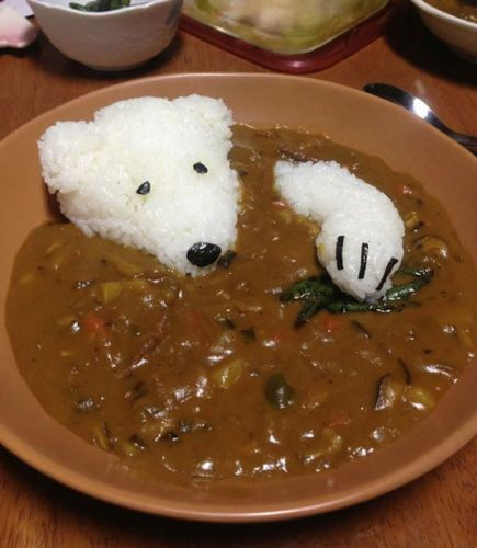 polar bear curry
