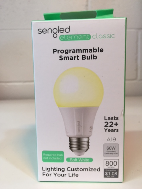 Sengled Smart LED Soft White-Element-packClassic