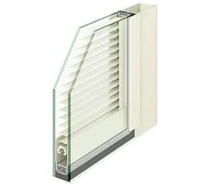 インプラス-ブラインドイン複層ガラス
