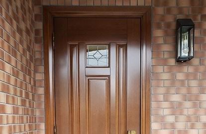 親ドアの再塗装の一覧です