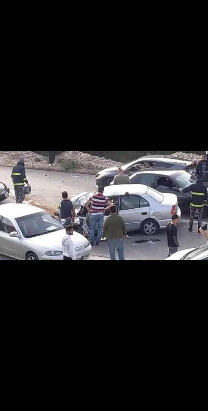 اربد .. وفاة في حادث تصادم مروّع في وادي الغفر