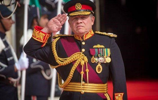 عشيرة العذاربه تلتف حول القياده الهاشمية وتدعم جهود جلالة الملك عبد الله الثاني المعظم