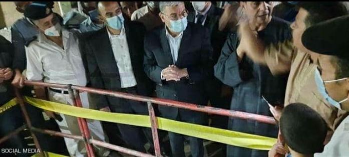"""غرفة الموت"""" تبتلع مصريين.. قتلى ومصابون في المنيا"""