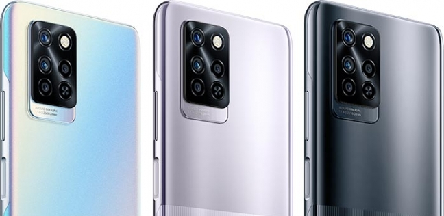 Infinix Note 10 Pro specifications
