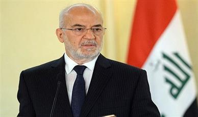 Iraqi Foreign Minister Ibrahim al-Jaafari