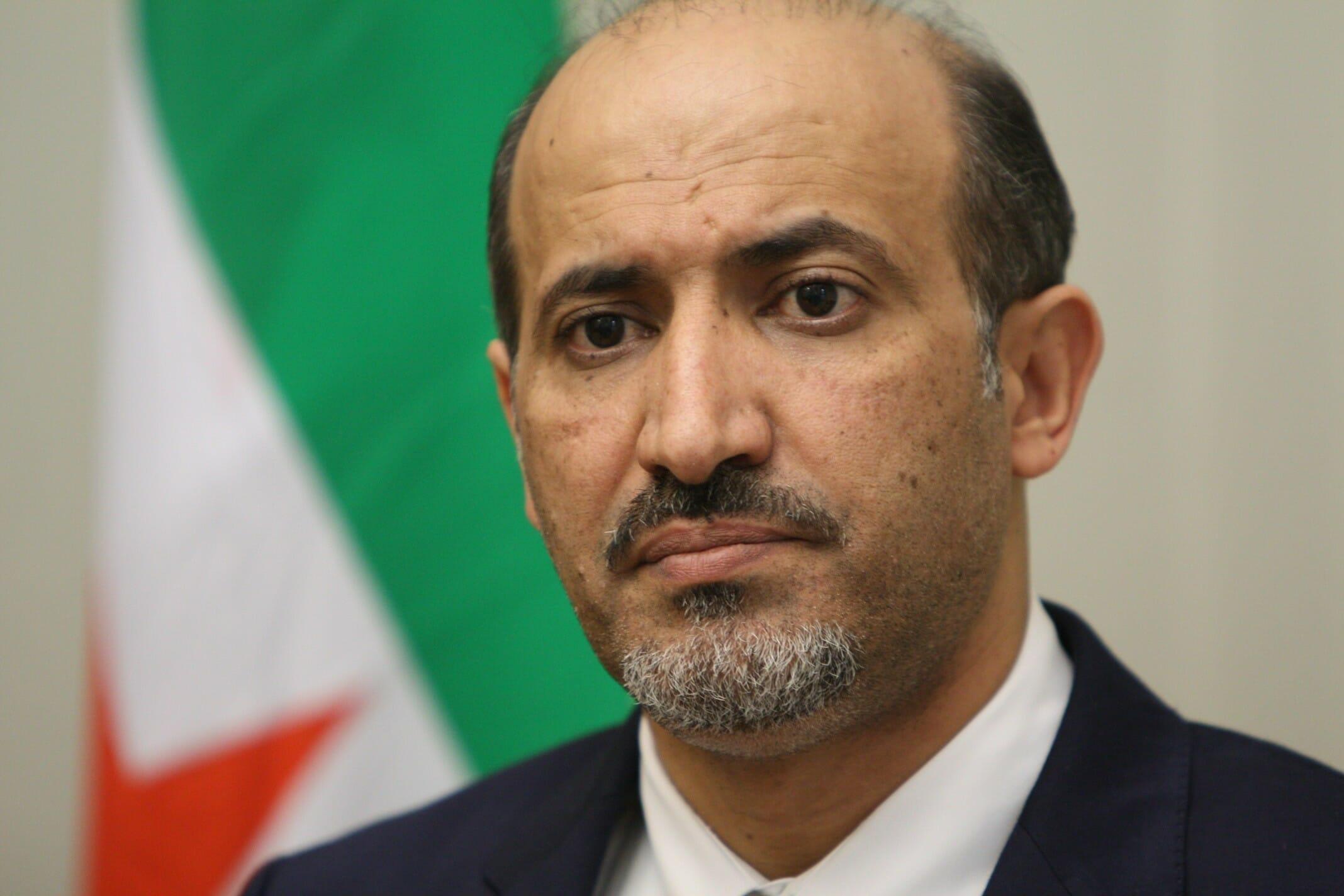 احمد الجربا