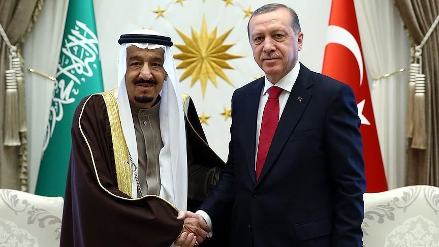 اردوغان والمللك