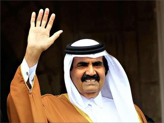 حمد بن خليفة آل ثاني
